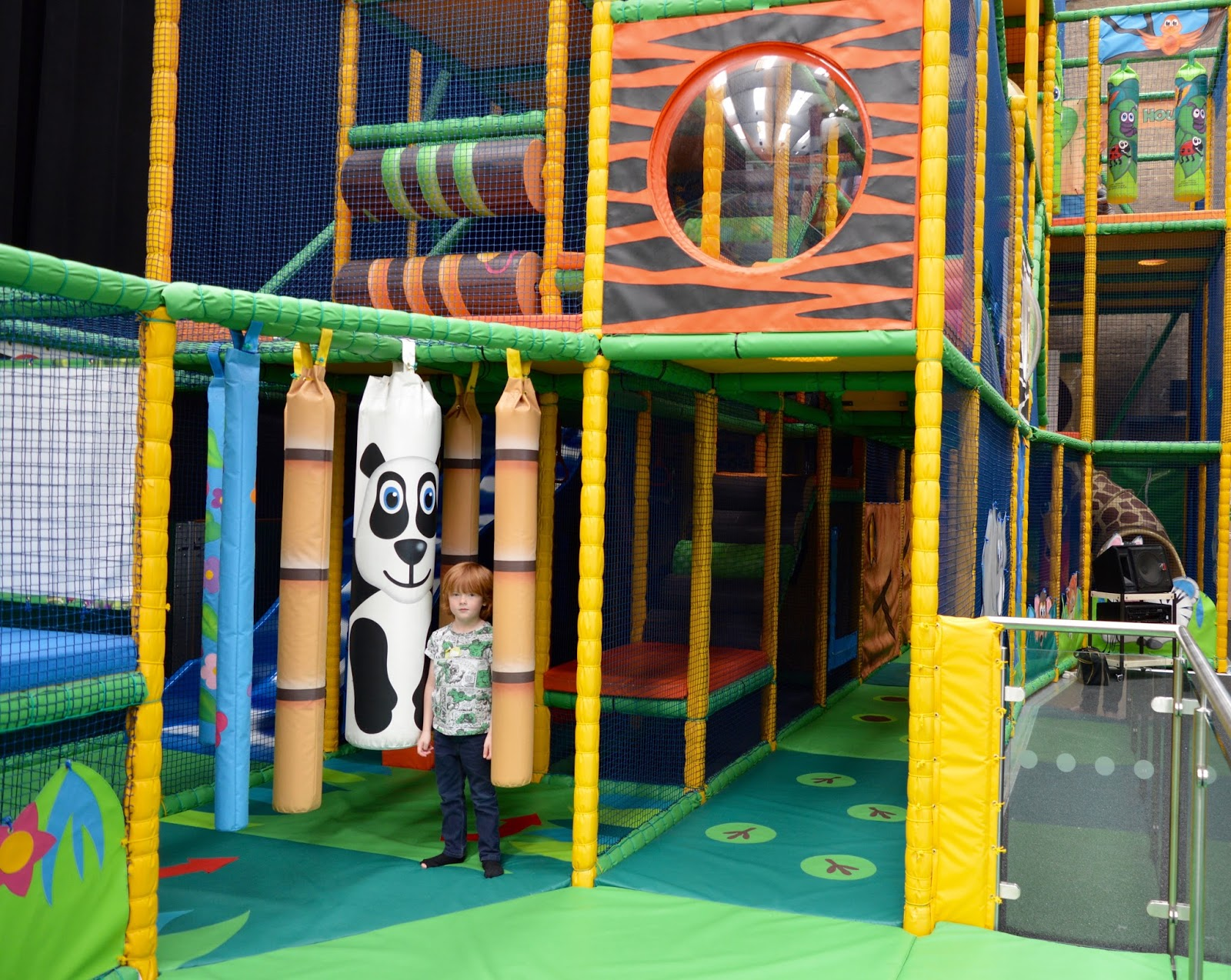 What to do in Cramlington, Northumberland - 5 Reasons to visit with kids - concordia soft play