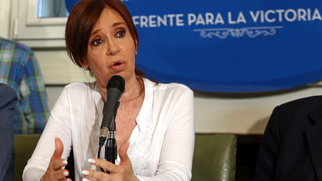 Cristina Fernández de Kirchner irá a juicio oral por presunta corrupción en obra pública