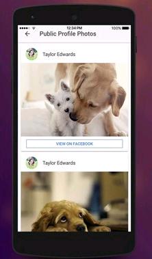 تطبيق خطير يجعلك تدخل إلى حساب أي شخص على الفيسبوك