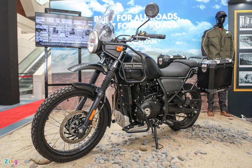 Những mẫu môtô adventure trong tầm giá dưới 200 triệu đồng