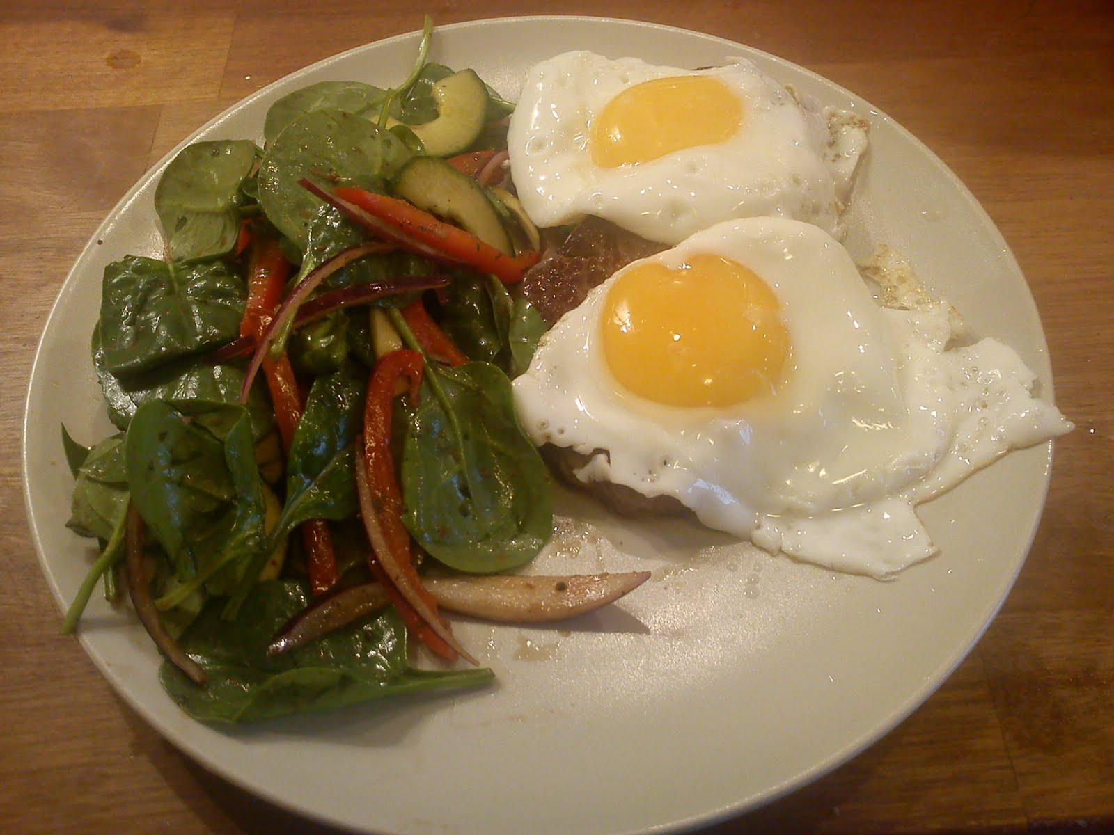 stekt ägg kalorier