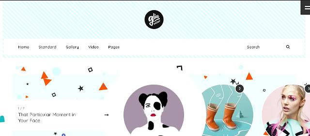 Download GLIU V3.0 – Creativity WordPress Theme [Free]