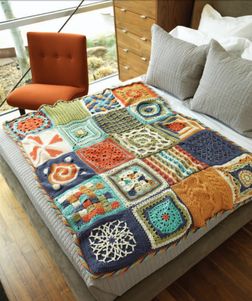 Chainreaction Afghan Project - Free eBook