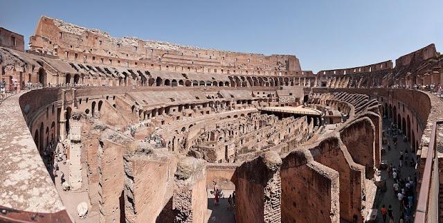 Segundo dia em Roma