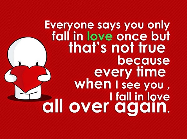 Romantic Love Quotes And Sayings: Heart Touching Valentines Day ...