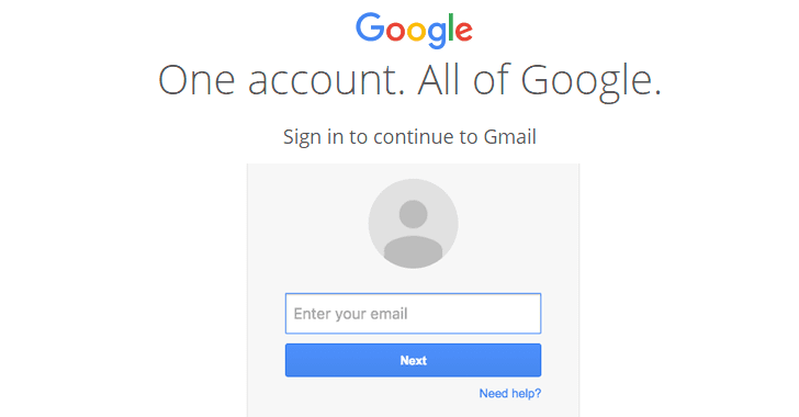gmail-phishing-page