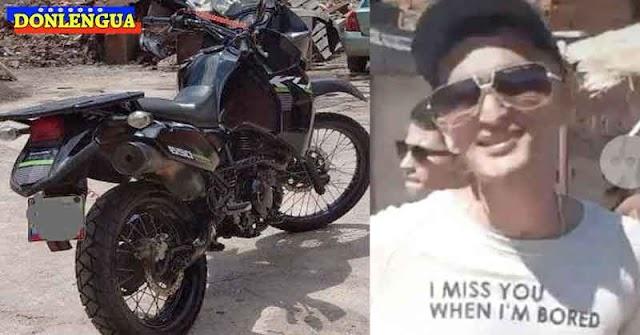 Banda del Coqui devolvió la moto robada a un médico en la COta 905