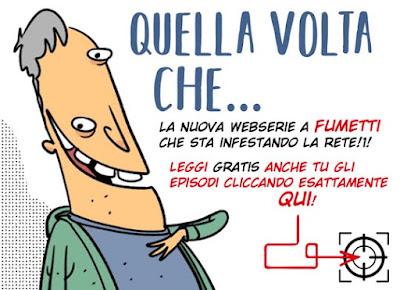 QUELLA VOLTA CHE... © Bruno Olivieri 2020