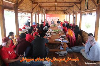 Blogger Meet Up Dompet Dhuafa Subang