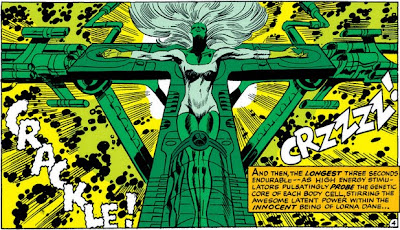 X-Men 50 Steranko Lorna Dane Polaris