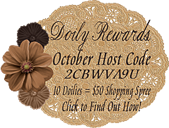 October Doily Rewards Host Code 2CBWVA9U