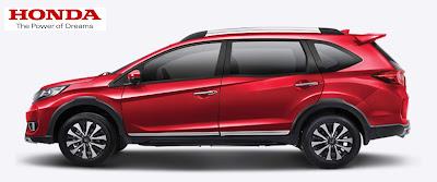 Harga Honda BR-V Terbaru di Medan