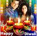 Happy Diwali Greetings Frame App