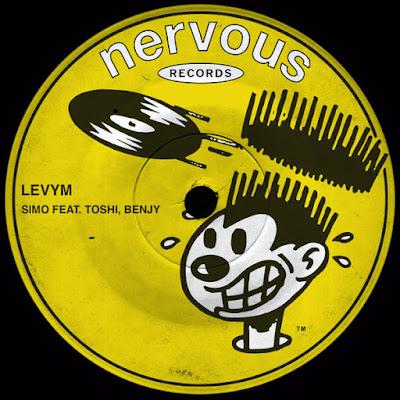 LevyM - Simo Feat. Toshi, Benjy (Enoo Napa Remix) + (Enoo Napa Remix Instrumental)