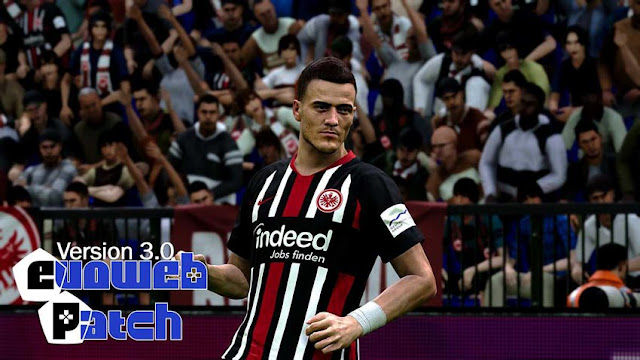 EvoWeb Patch Version 3.0 Season 2019-2020 PES 2020
