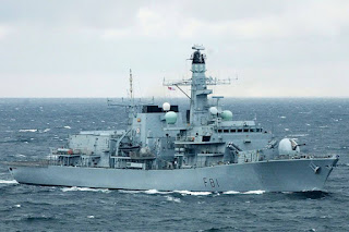 HMS Sutherland (F81) Royal Navy