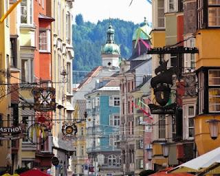 5. Innsbruck Altstadt