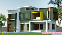 Contemporary House Plans 2500 Sq FT