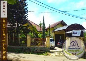 Dijual Rumah Pasir Jambu Pomad Bogor