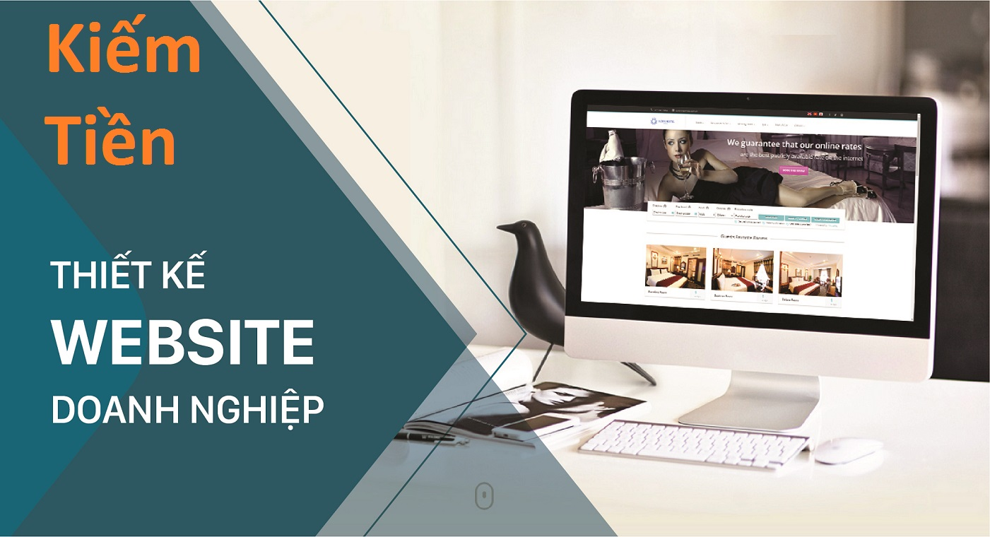 Khóa Học kiếm tiền bằng việc thiết kế ra website hoàn chỉnh
