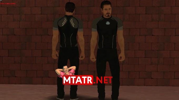 MTA SA Tony Stark Skin