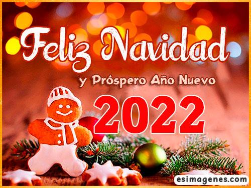 feliz navidad 2022