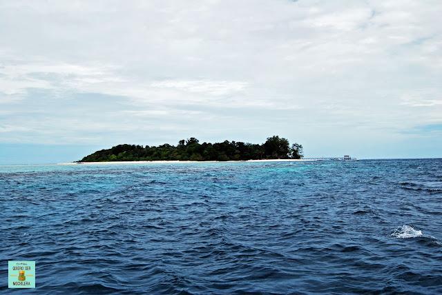 Isla de Sipadan, Borneo (Malasia)