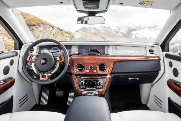 Rolls Royce Phantom 2017
