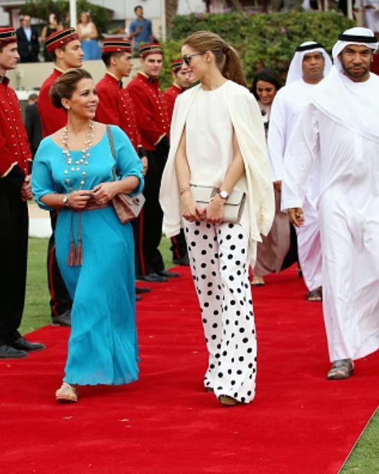Royal Family Around The World Hrh Princess Haya Bint Al Hussein