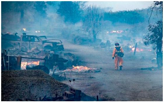 kincade fire, map sonoma county fire, kincaid fire, kincade fire update, Soda Rock winery