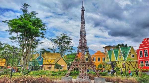 Devoyage Bogor Wisata Rasa Eropa