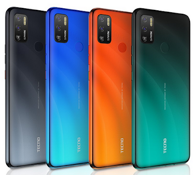 Tecno Spark 5 Air Launched with Dual Rear Cameras, 5000mAh Battery