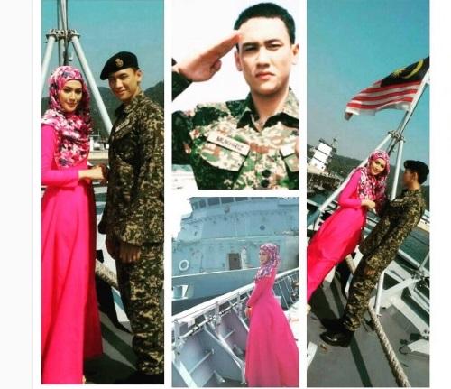 Sinopsis drama Sayangku Kapten Mukhriz TV3, pelakon dan gambar drama Sayangku Kapten Mukhriz TV3, Sayangku Kapten Mukhriz episod akhir – episod 23