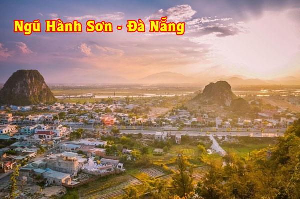 Ngũ Hành Sơn nam thiên danh thắng Đà Nẵng
