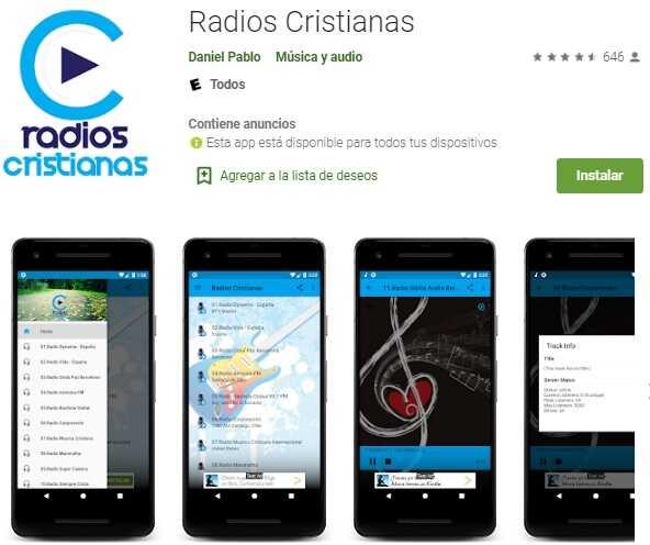 Aplicaciones cristianas para descargar