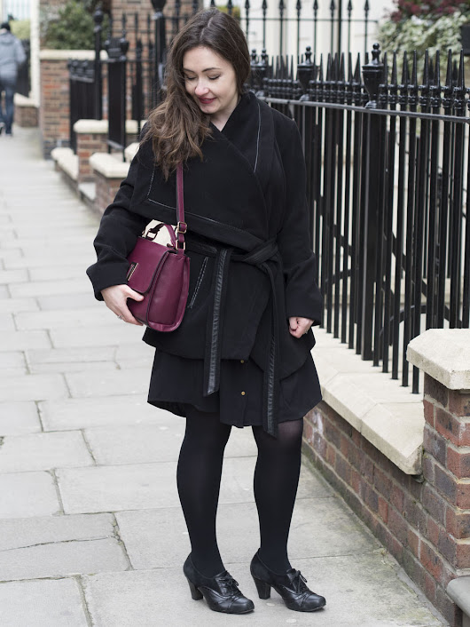 OOTD | Dressing For A Day Out In London