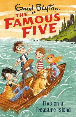Famous Five: Five On A Treasure Island : Book 1