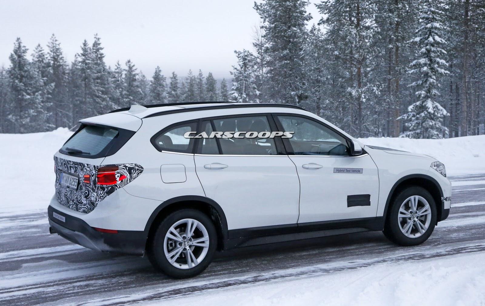 2015 - [BMW] X1 II [F48] - Page 17 2017-BMW-X1-Hybrid-10