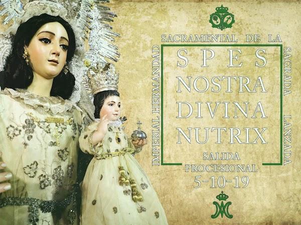 Procesión de Nuestra Señora de la Esperanza Divina Enfermera de Sevilla