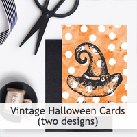 Printable Cards for Halloween