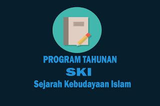 Program Tahunan Mata Pelajaran SKI Kelas X, Program Tahunan Mata Pelajaran SKI Kelas XI dan Program Tahunan Mata Pelajaran SKI Kelas XII. Download Prota SKI SMA