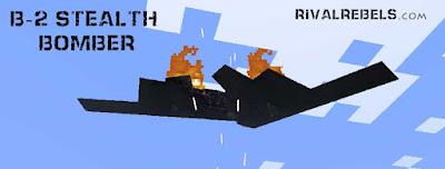 B-2 Stealth Bomber shot down by Ein-Sten Fire