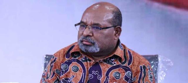 Berseberangan dengan Pemerintah, Gubernur Papua Tak Setuju KKB Dicap Teroris