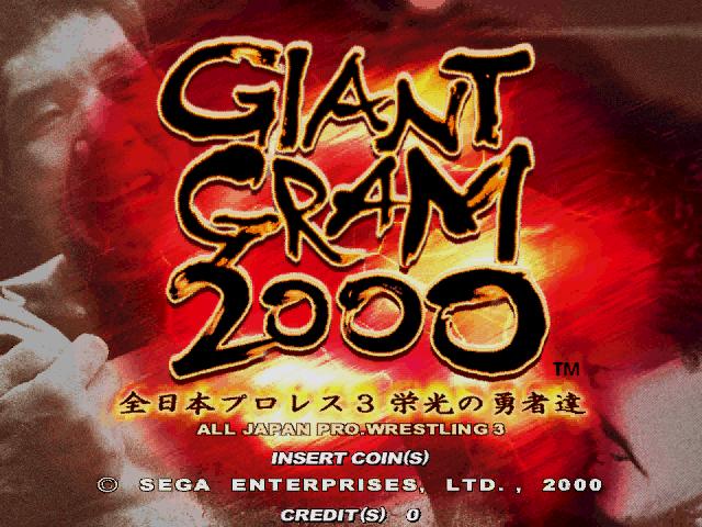 Giant Gram 2000 Rom