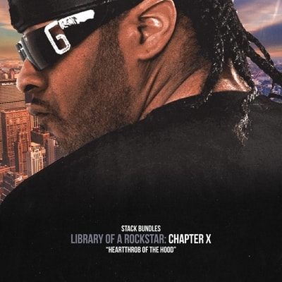 Stack Bundles - Library Of A Rockstar Chapter 10 - Heartthrob Of The Hood (2019) - Album Download, Itunes Cover, Official Cover, Album CD Cover Art, Tracklist, 320KBPS, Zip album