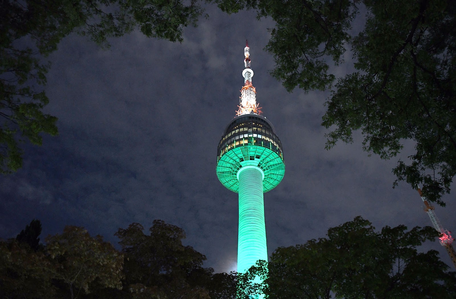 How To Go To Namsan Seoul Tower & Things To Do