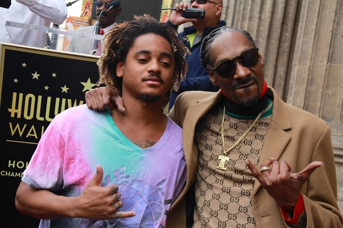 Corde Broadus: Snoop Dogg's Son
