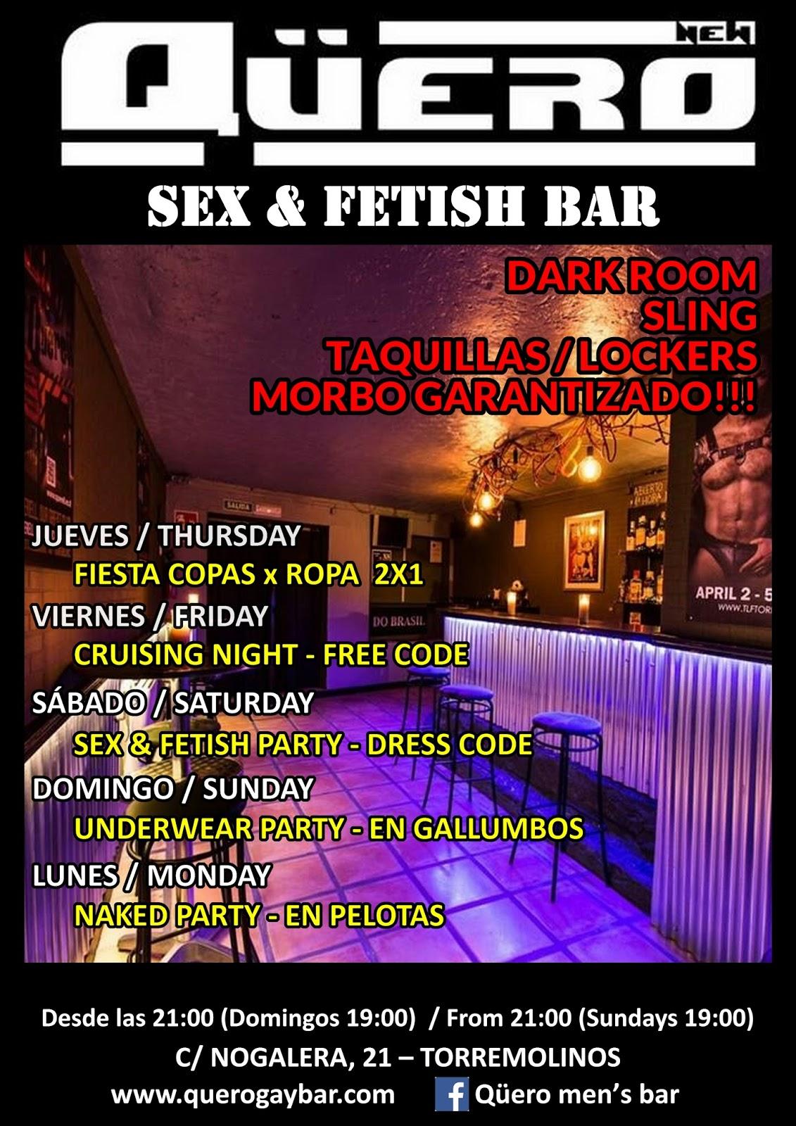 Sex club malaga
