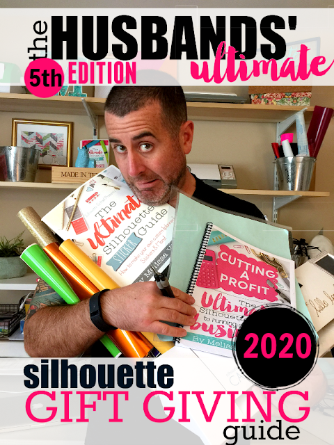 silhouette 101, silhouette america blog, silhouette gift guide, silhouette holiday guide, wish list