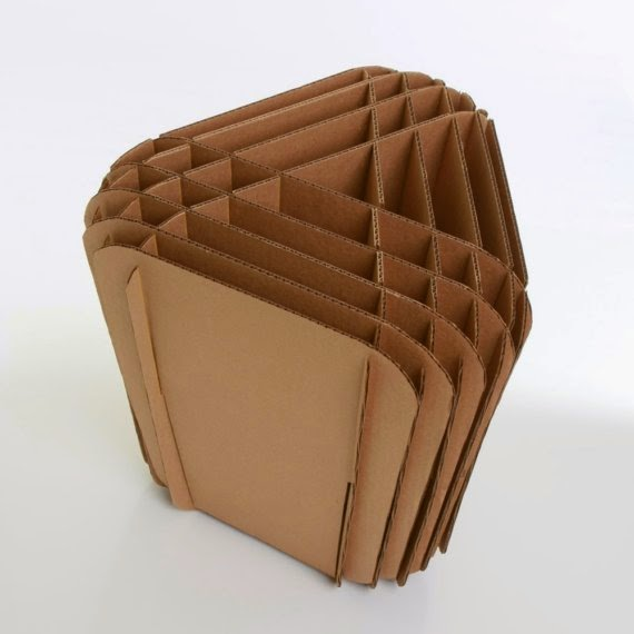 15 Awesome Cardboard Products And Designs Part 2